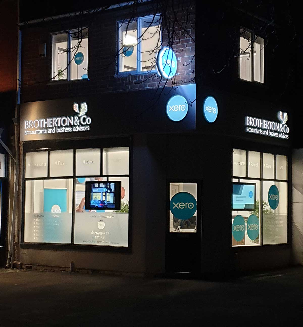 Brotherton Accountants Solihull Office